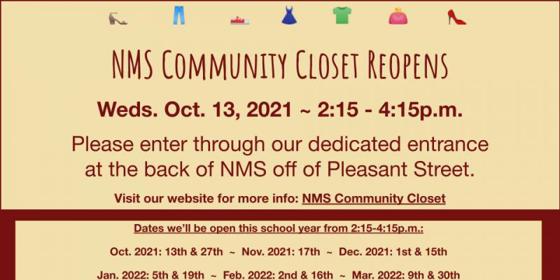 Community Closet Logo