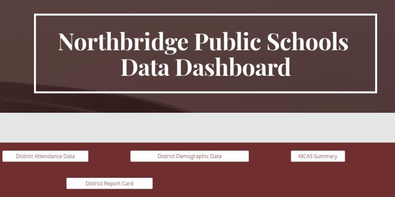 District Data Dashboard